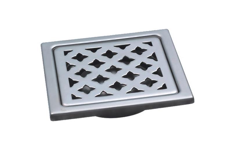 edelstahl bodenablauf duschablauf badablauf abflu balkon geruchsverschluss 10cm ebay. Black Bedroom Furniture Sets. Home Design Ideas