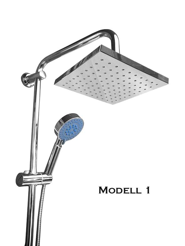 Ueberkopfbrause set pluie colonne de douche ensemble de douche panneau de douche - Tete de douche pluie ...