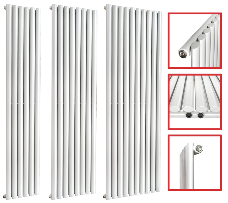 design r hren heizk rper paneelheizk rper vertikal mittelanschluss doppellagig ebay. Black Bedroom Furniture Sets. Home Design Ideas