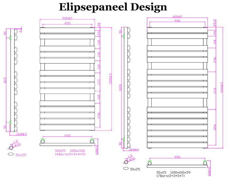 handtuchheizk rper badheizk rper handtuchheizung handtuchtrockner handtuchw rmer ebay. Black Bedroom Furniture Sets. Home Design Ideas