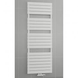 1200 x 600 mm mm Flach Weiß Badheizkörper Handtuchwärmer