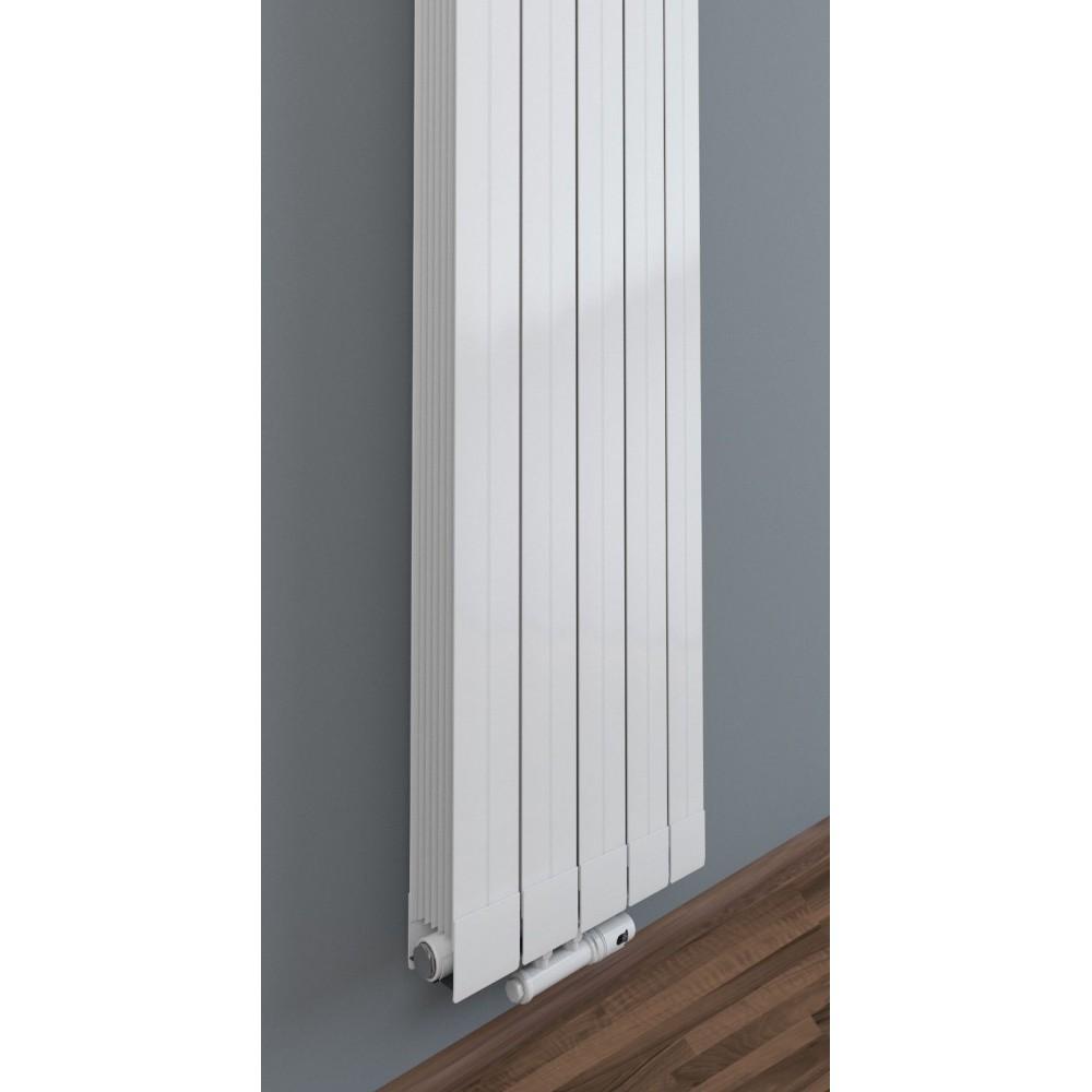 1800x574 aluminium flach ventil wei heizk rper. Black Bedroom Furniture Sets. Home Design Ideas