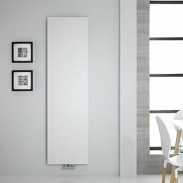 Design Flach Paneelheizkörper Mittelanschluss Heizwand 1170x500 Weiss