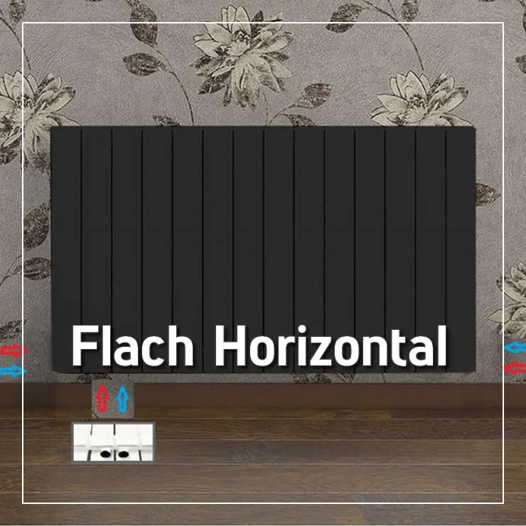 Flach Horizontal